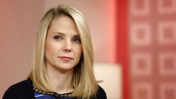 Yahoo chief executive Marissa Mayer: Activist investors have pressed Yahoo to sell its core business rather than spin it ...