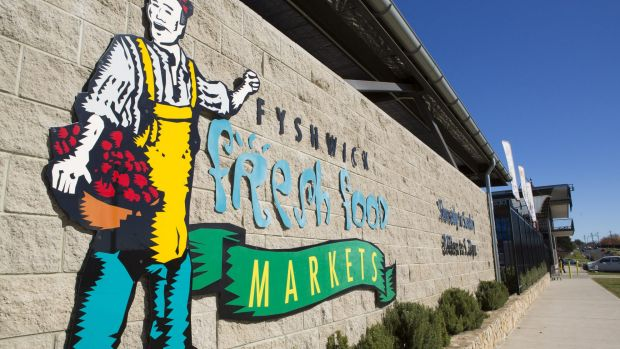 Fyshwick markets have been sold for more than $42 million.