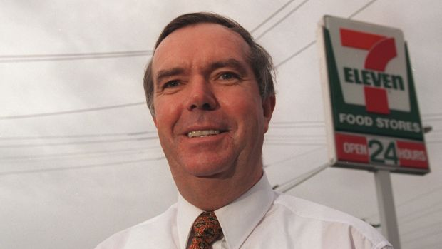 Russell Withers says 7-Eleven will fund any franchisee who wishes to establish an enterprise bargaining agreement.