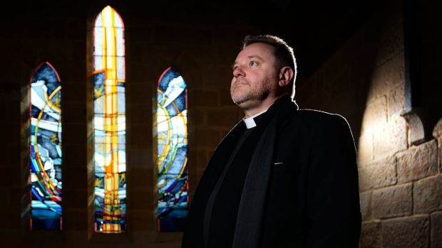 Gosford Anglican Priest, Father Rod Bower, has condemned Pauline Hanson's policies at a speech in Melbourne.