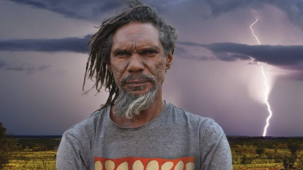 Tom Lawford in <i>Putuparri and the Rainmakers</i>.