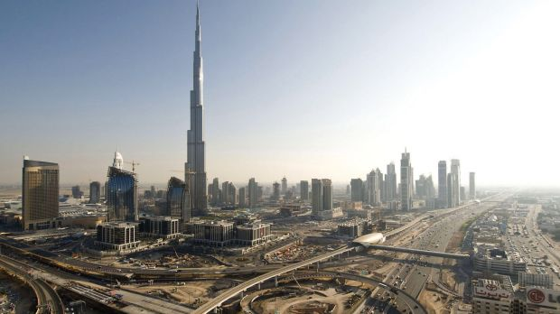 Gleaming, wealthy Gulf cities such as Dubai, in the United Arab Emirates, are not opening the doors to Syrian refugees.