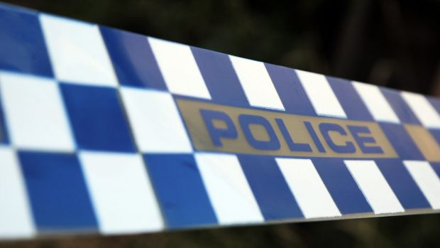 A man is refusing to speak to police after being stabbed at Morningside, allegedly by his brother.