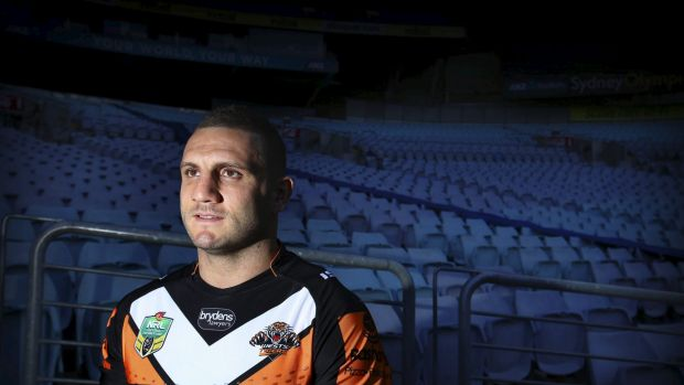 Wanted man: Robbie Farah.