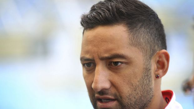 'We're open to any offers': Benji Marshall.