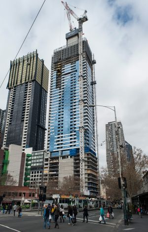 Interim measures on the height and density of skyscrapers have undermined investor confidence, a planning consultancy ...