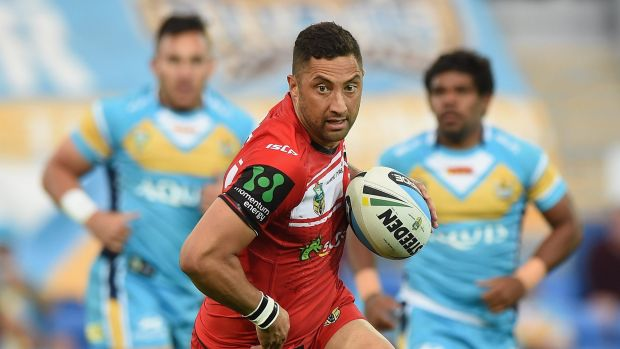"""I was disappointed not being on the tour, I want to play for my country"": Benji Marshall."