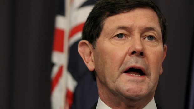 Kevin Andrews, a conservative, was also dropped as defence minister.