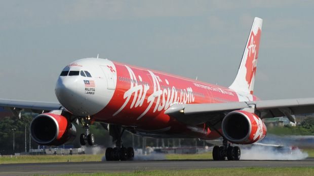 The Air Asia flight was bound for Kuala Lumpur