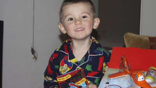 William Tyrrell.