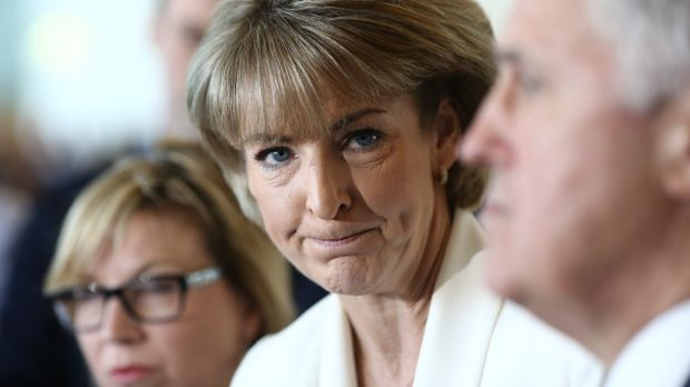 Employment Minister Michaelia Cash argues there are more constructive ways to undertake workplace bargaining that ...