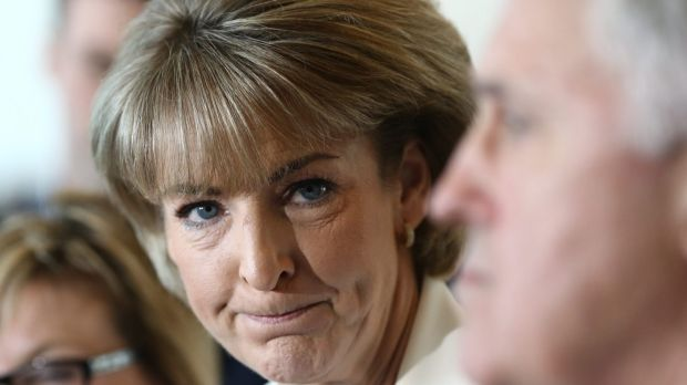Employment Minister Michaelia Cash has been calling crossbench over the government's threatened double dissolution ...