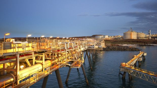 Woodside Petroleum net profit rose 49%