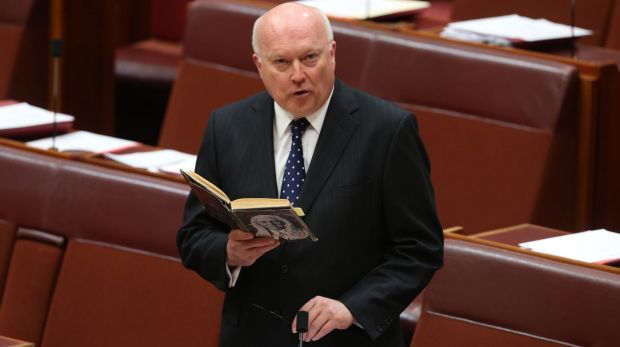 Attorney-General and Minister for the Arts, Senator George Brandis said the point of having a book council was that it ...