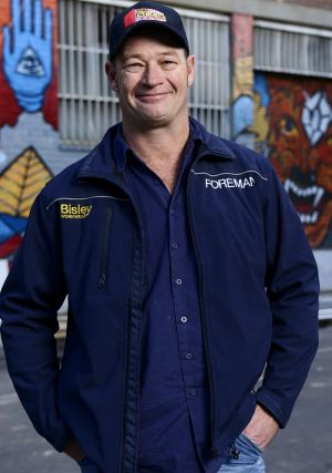 Keith the Foreman from The Block is holding a workshop at Googong on Sunday.