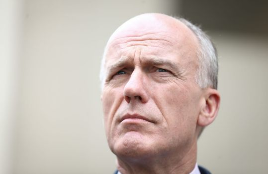 Not backing off super reforms: former cabinet minister Eric Abetz.