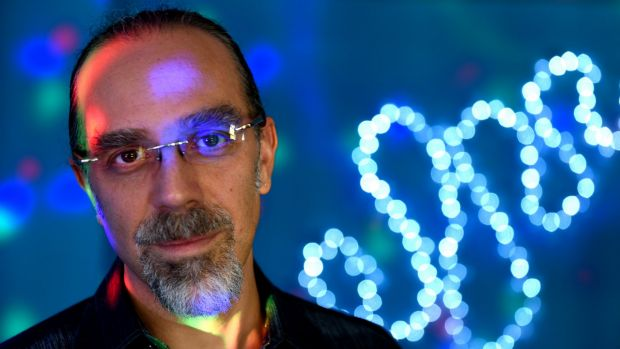 Dr Astro Teller, the head of Google's research arm, Google X.