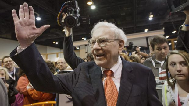 In it for the long haul: Billionaire investor Warren Buffett has upped his bet on the oil industry.