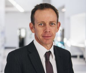 """Corrections Minister Shane Rattenbury, pictured, described the lack of prison work programs as a """"gap"""" in the Alexander ..."""
