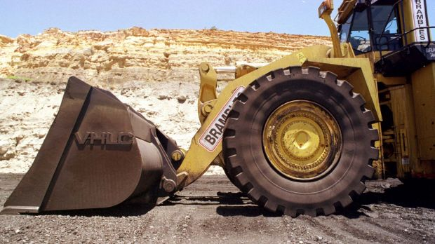 Major mines, ports and other projects are assessed for their future potential impact on nationally important parts of ...