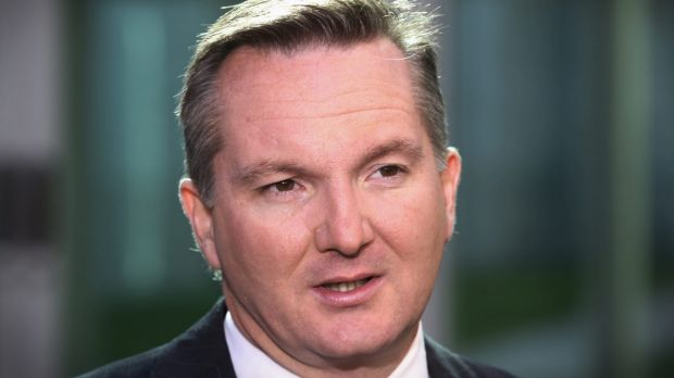 Shadow treasurer Chris Bowen says the government is showing the same pattern of behaviour it did during the ...