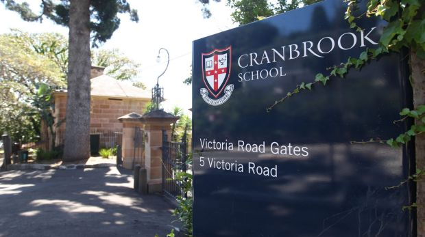 Cranbrook College in Sydney.