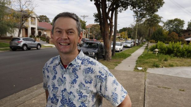 Leon Savage says the six-bedroom house he owns could host two refugee families.