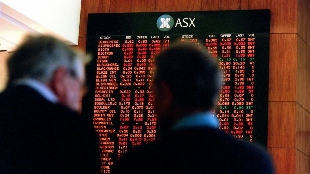 The ASX moved lower as selling in resources stocks continued for a second day.