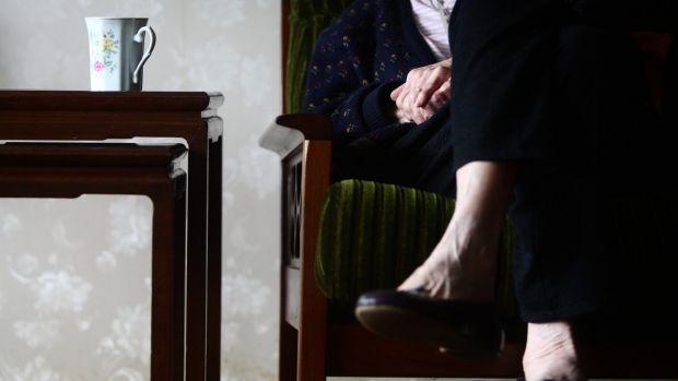 The number of reported assaults for those in aged care has jumped.