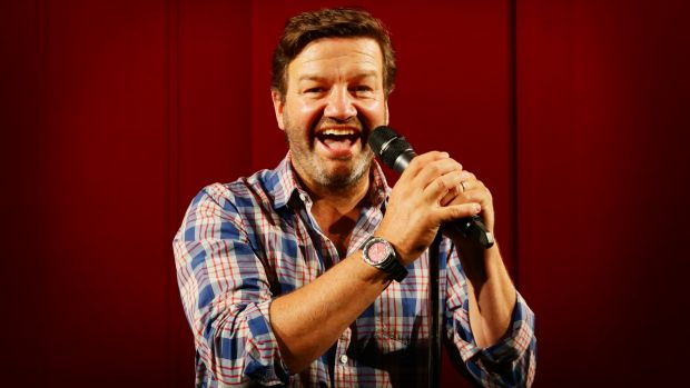 Comedian Lawrence Mooney has been charged with driving offences.