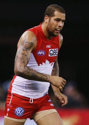Lance Franklin: our pick No. 5.