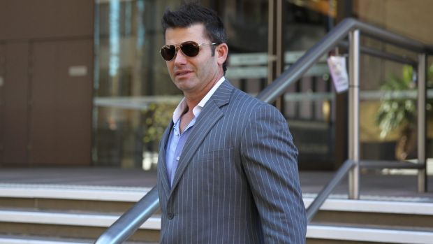 Investigations began when Sean Carolan was discovered with a briefcase containing $702,000 at the Hilton.