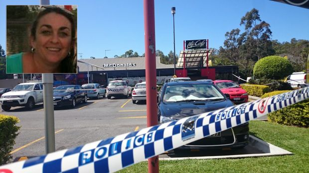 Police are piecing together the chain of events that lead to the fatal shooting at the Helensvale McDonald's.
