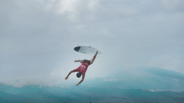 Billabong drops back into the red.