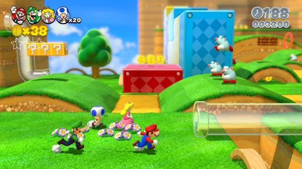 2D Mario games can be played anyone and sell well, while 3D games please hardcore fans. Nintendo did both at once with ...