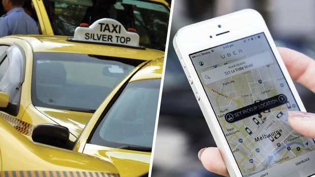 Marketing expert says taxi industry needs to look at US system.