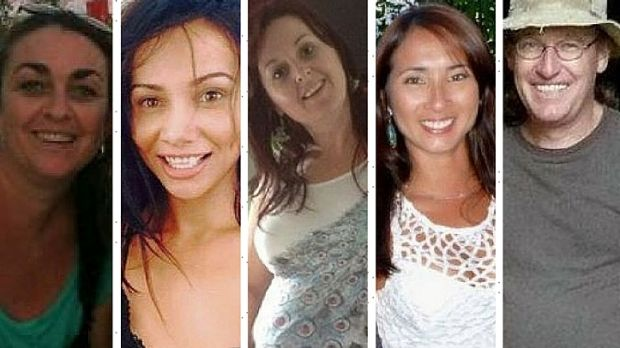 High-profile domestic violence victims in Queensland this year include Karina Lock, Tara Brown, Adelle Collins, Fabiana ...