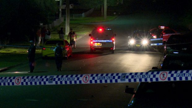An alleged burglar was arrested in Mount Lawley on Saturday after being pursued by homeowners. File image.