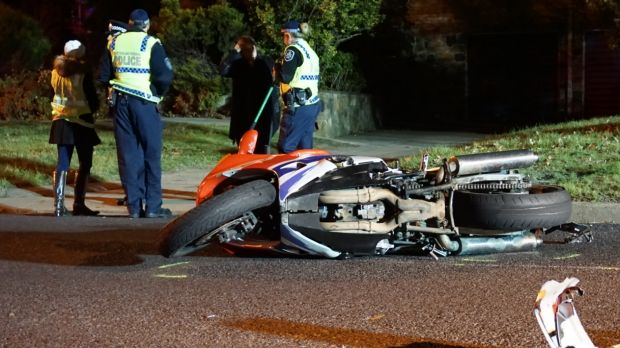 Motorbike accidents made up one quarter of Queensland's 2015 road toll: Police