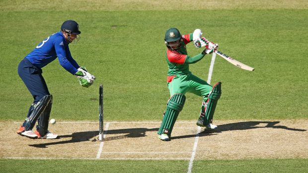 Mushfiqur Rahim of Bangladesh averaged almost 50 during the World Cup.