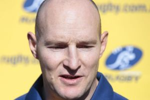 Big believer: Former Wallabies centre Stirling Mortlock reckons the current squad will have got tremendous self-belief ...