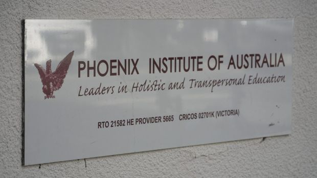 The deferral of payments to the Phoenix Institute comes days after Samantha Martin-Williams resigned.
