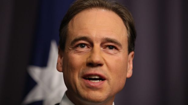 Environment Minister Greg Hunt has been a fan of the Yale index.