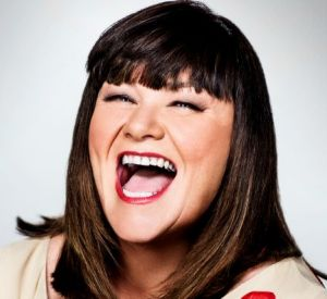 Dawn French knows how to spin a good yarn.