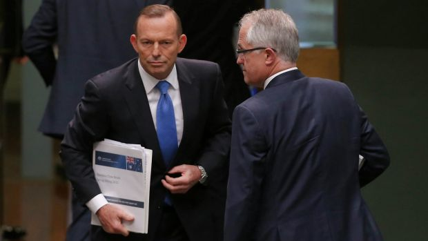 Will Tony Abbott quit Parliament or retire to the backbench in dignified silence. Or will he cause problems for Malcom ...