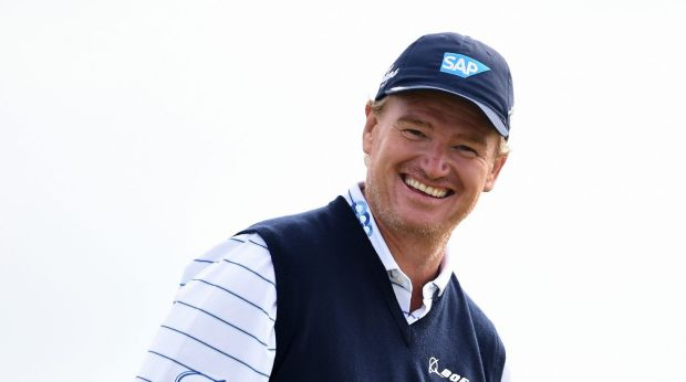 Ernie Els will play the Masters in November.
