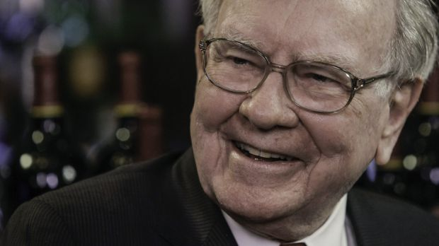 Warren Buffett is a great example of someone who practises emotional control.