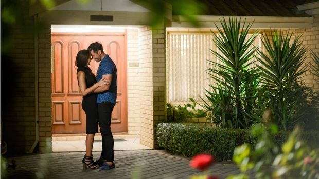 Bachelor Sam Wood and Snezana share an intimate moment at her family home in Perth. But has she won the show?