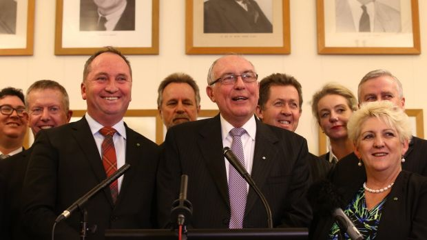It is believed that Warren Truss could stand down as Nationals leader next year, or he might seek to stay in the role.