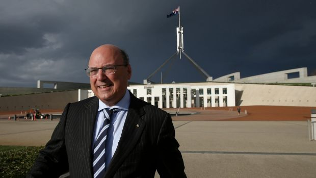 Arthur Sinodinos says public servants should not get in the way of politics.